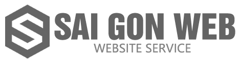 Mẫu website tổ chức sự kiện của Sài Gòn Web